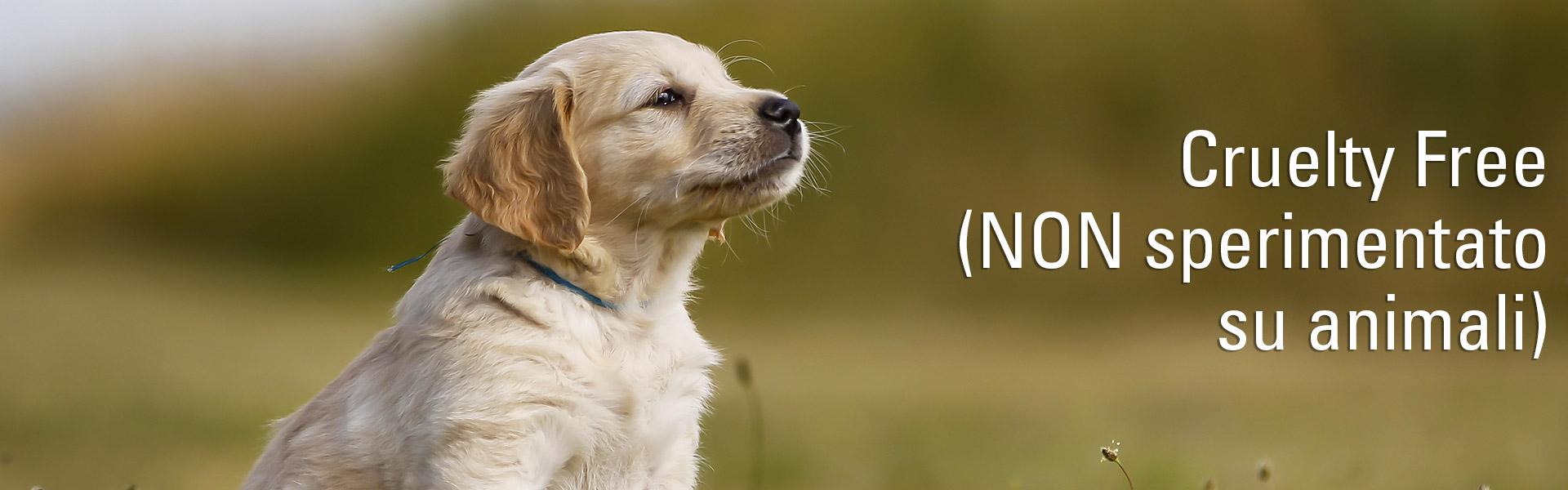 Cruelty Free (NON sperimentato su animali)