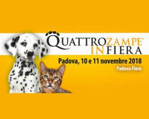 Quattrozampeinfiera – Milano 2018