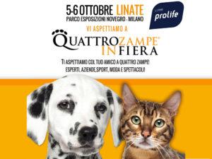 Prolife @ Quattro Zampe in Fiera Milano 2019