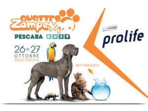 Prolife @ Quattrozampexpo Pescara 2019